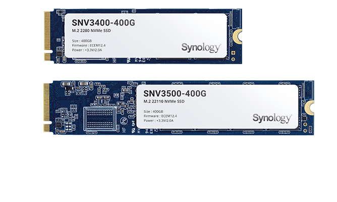 Synology Releases SSD Line